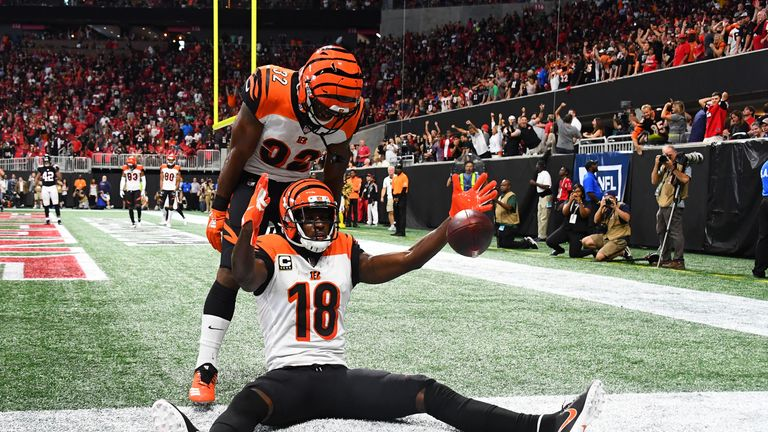 Cincinnati need A.J. Green back sooner rather than later