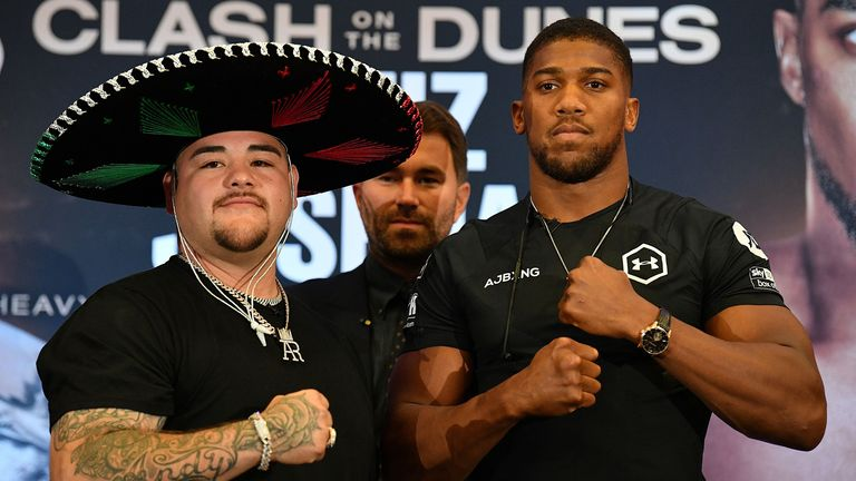 Anthony Joshua can avenge loss  to Andy Ruiz Jr, live on Sky Sports Box Office