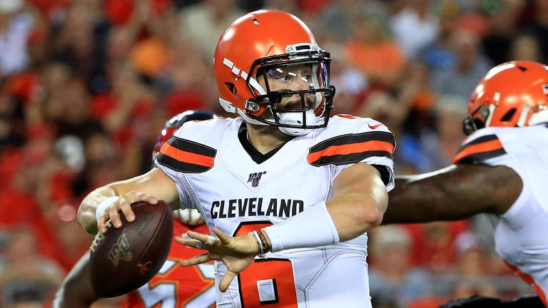 Will Baker Mayfield finally end the years of hurt for Cleveland and help them reach the postseason?