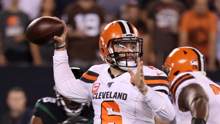 Baker Mayfield and the Browns have a tough stretch coming up