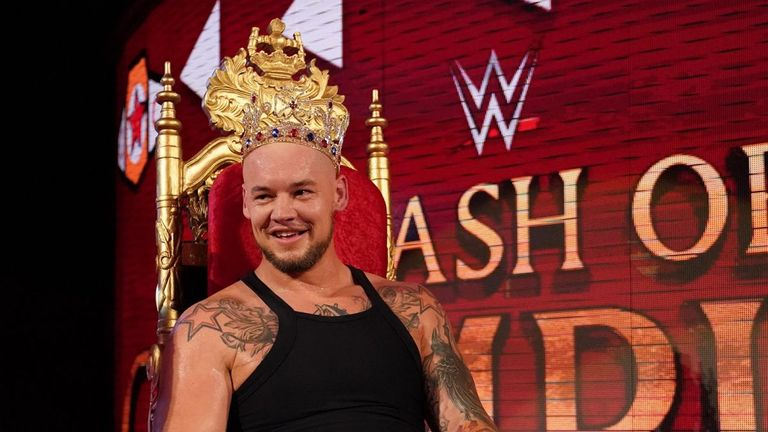 Baron Corbin will be crowned as 2019 King of the Ring on tonight's SmackDown