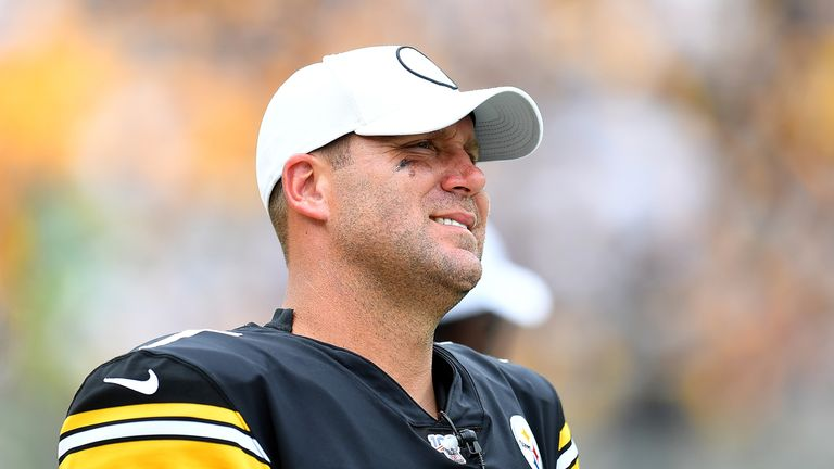 Ben Roethlisberger could miss significant time for the Steelers