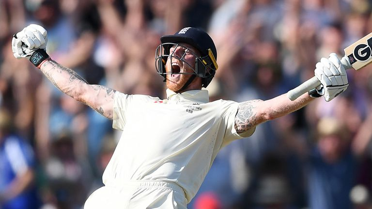 Stokes' heroic innings won England the third Ashes Test at Headingley