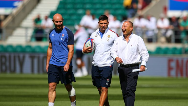 Ben Youngs will play in his third World Cup for England