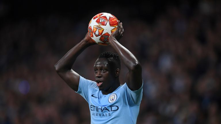 Will Mendy get the nod at left back on Sunday?