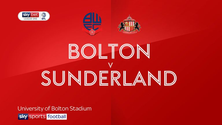 Bolton 1-1 Sunderland: Aiden McGeady saves Black Cats with late penalty