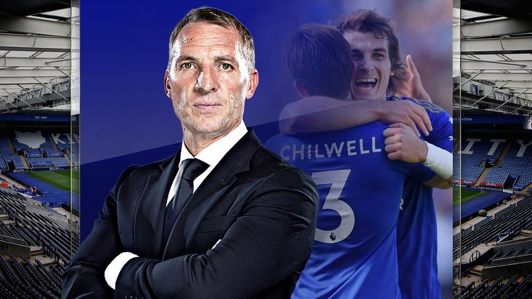 Brendan Rodgers has made a big impact in charge of Leicester City