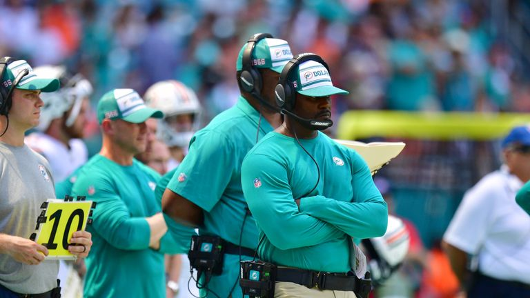 Will Brian Flores and the Miami Dolphins manage even one win this season?
