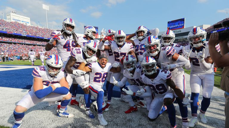 The Buffalo Bills moved to 3-0 win another win