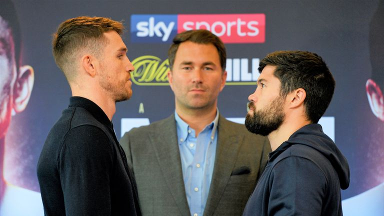 Smith vs Ryder: Callum Smith in line for Anfield unification showdown | Boxing News |