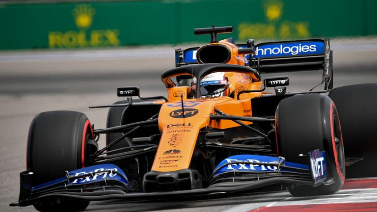 McLaren to switch from Renault to Mercedes power from 2021 season