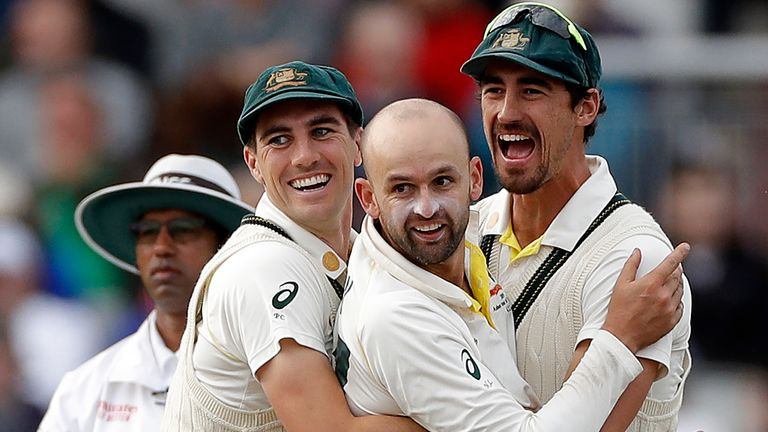 """Australia's """"relentless"""" bowling attack never allowed England's batsmen to get on top of them in the series"""