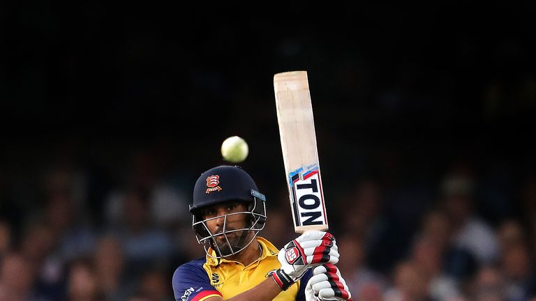 Ravi Bopara clinched Essex Eagles' victory