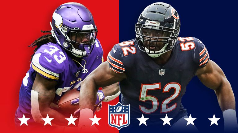 Chicago Bears: What to Watch for vs. Minnesota Vikings Week 4