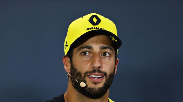 Daniel Ricciardo thrown out of Singapore GP qualifying results