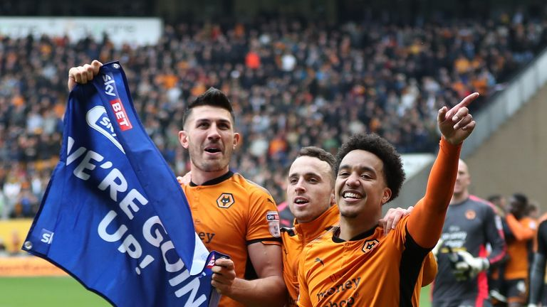 Batth is the first British Asian to captain a side to promotion to the Premier League