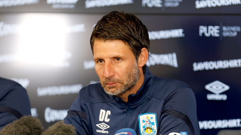 Cowley had distanced himself from a move to Huddersfield last week