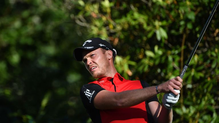 Willett had the course record in his sights with six holes to play
