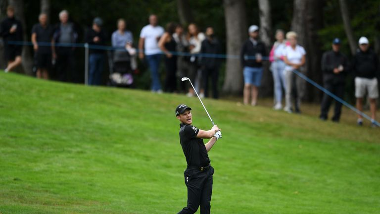 Willett stormed to a three-shot win at Wentworth