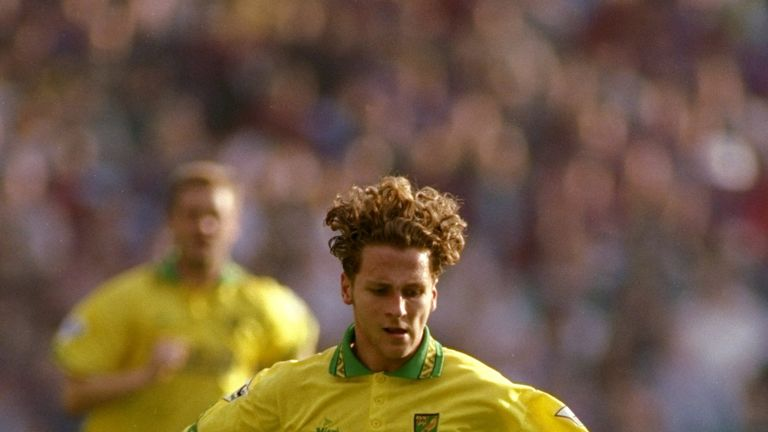 Eadie was a highly-rated winger who made over 200 appearances for Norwich