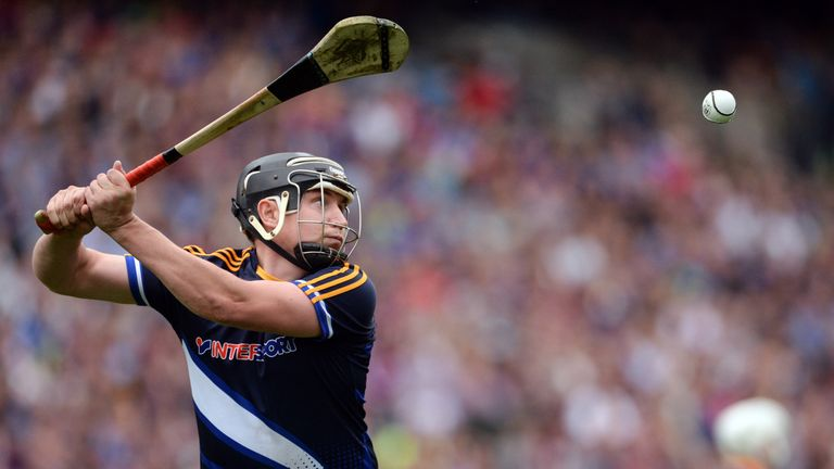 Gleeson will be aiming to revive the fortunes of Antrim hurling