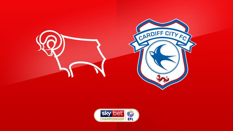 Derby vs Cardiff preview: Championship clash live on Sky Sports Football