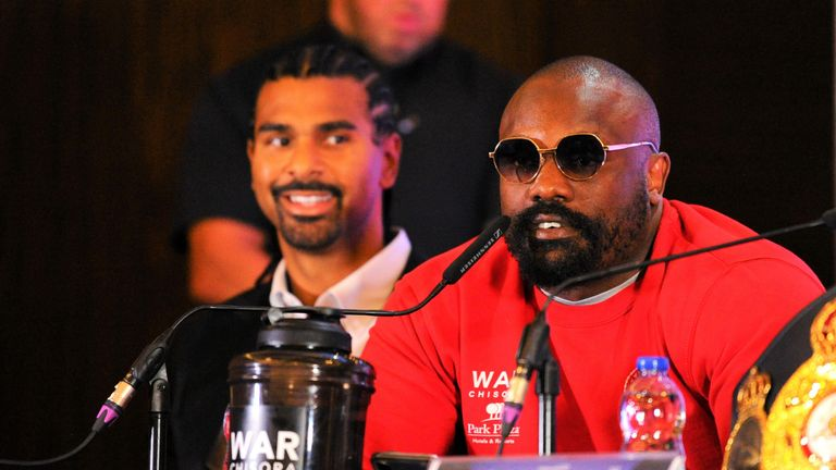 Joseph Parker's manager says Derek Chisora will be in utter disarray but is still wary of the Brit