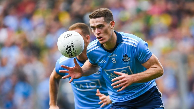 Raheny club man Brian Fenton is yet to lose a championship match with Dublin