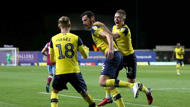In-form Oxford United are away at Poole Town or Hayes & Yeading United
