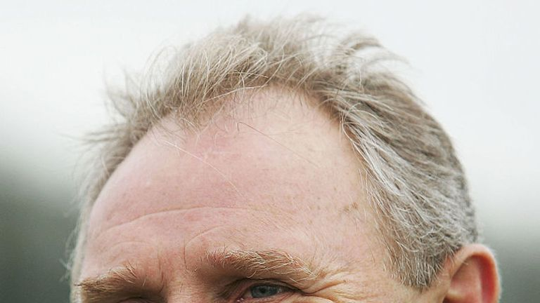 Howard Wilkinson was the FA's first technical director