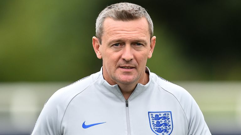 England U21 boss Aidy Boothroyd named his squad on Wednesday