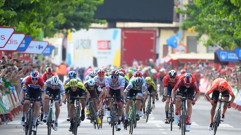 There will be no Vuelta stages in Portugal this year