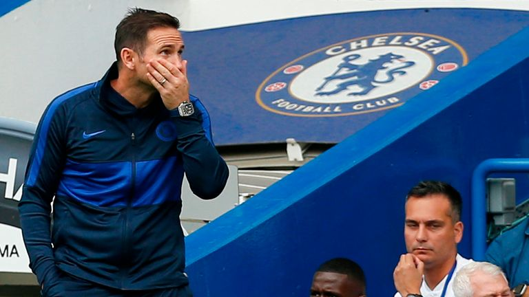 Frank Lampard thought England had lost the World Cup final only to get a shock when he checked his phone