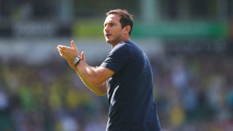 Chelsea manager Frank Lampard has committed to blooding youth this season