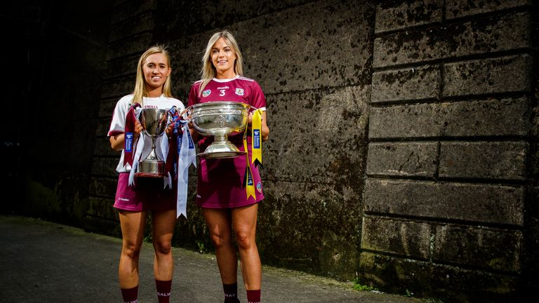 Galway are gunning for an intermediate-senior double