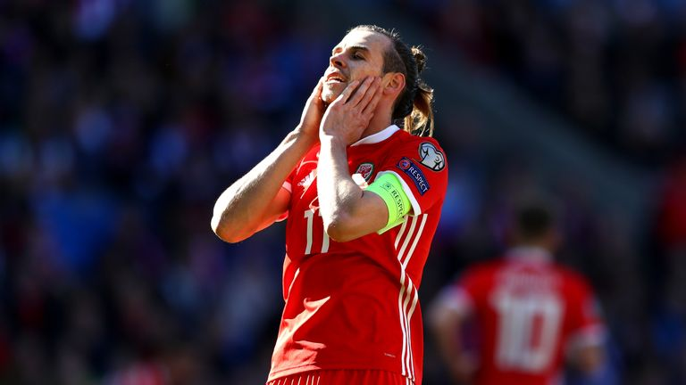 Gareth Bale needs his team-mates to chip in, according to Tom Lawrence