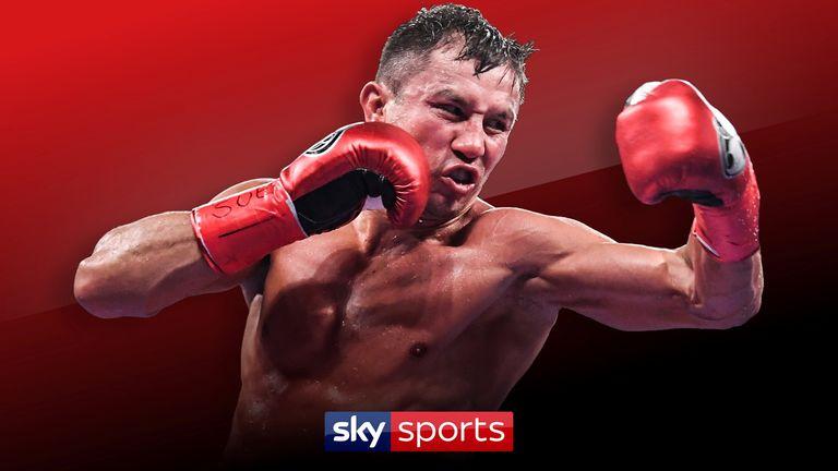 Gennadiy Golovkin's world title fight is live on Sky Sports