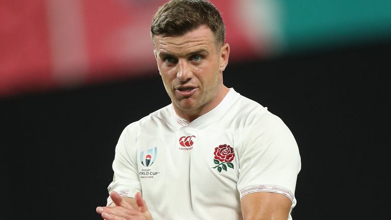 England's George Ford says the two-week gap between World Cup games due to Typhoon Hagibis will not affect the side's preparation to face the Wallabies.