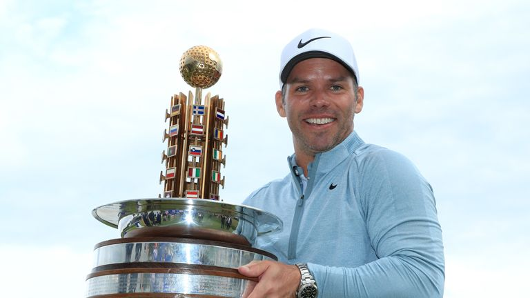 Paul Casey reflects on a flawless final round in Hamburg to clinch victory in the Porsche European Open