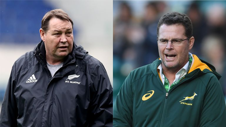 Steve Hansen and Rassie Erasmus have picked their sides, but who would you select?