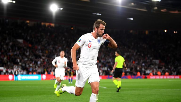 Kane missed a penalty, but showed great technique for his goal, and marshalled England's attack well