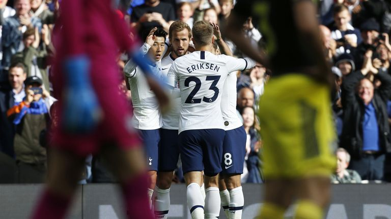 Can Harry Kane and Tottenham help you land Tuesday's big prize?