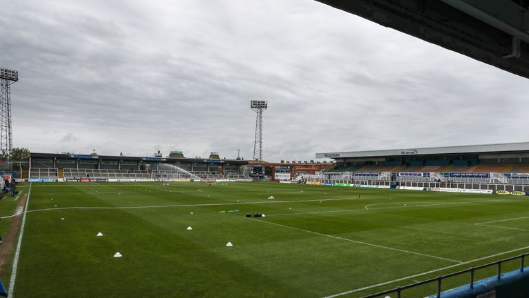 Hartlepool United have condemned the alleged incident at Victoria Park