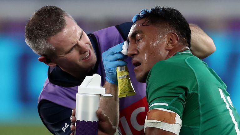 Rugby World Cup 2019: Ireland head coach Joe Schmidt frustrated by short turnaround