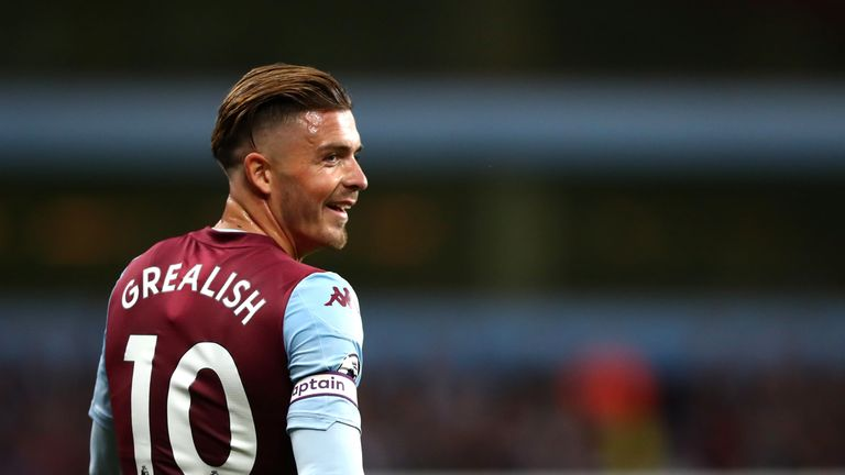 Grealish was told he had to be a Premier League player to be selected for England