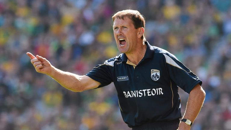 O'Connor has been in charge of underage teams in the Kingdom since stepping away from the senior job