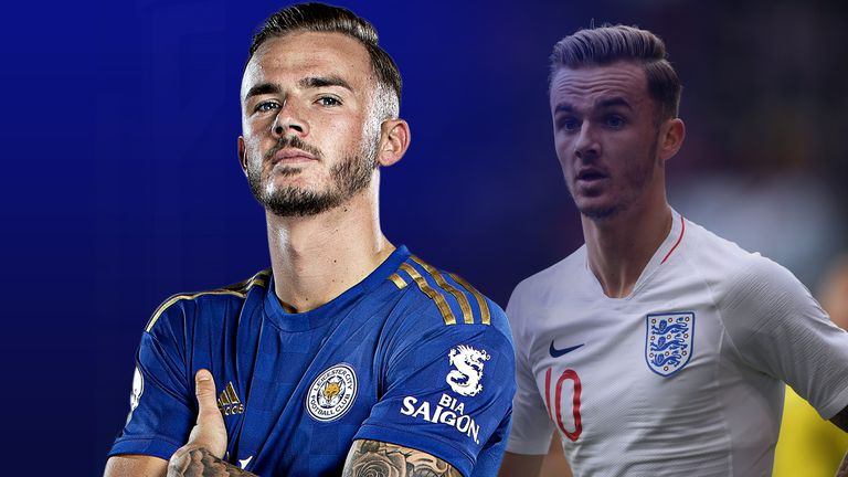 Leicester's James Maddison fully deserves his England call-up