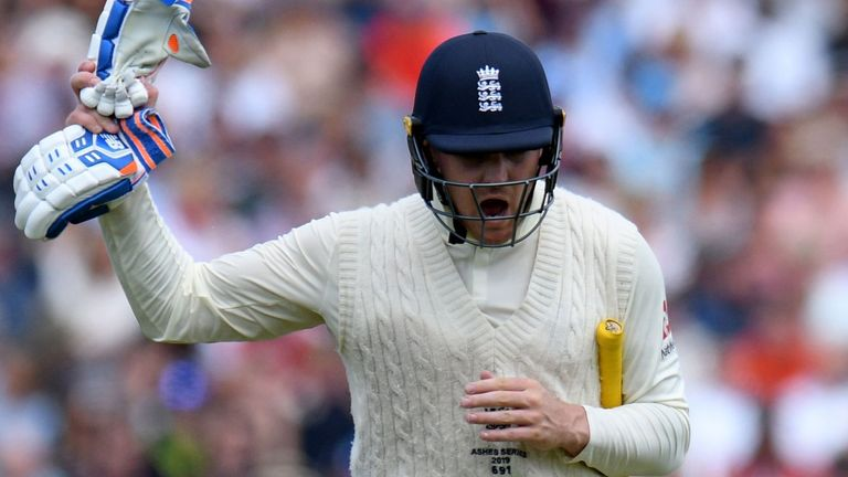 Jason Roy has struggled since making his Test debut this summer