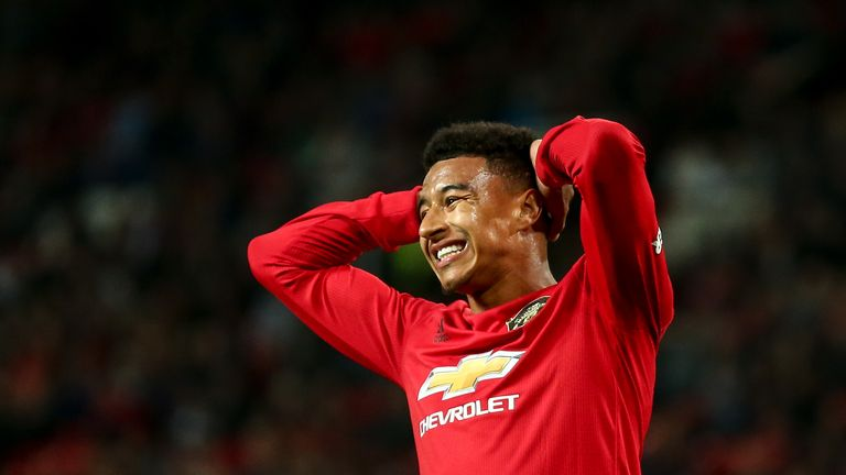 Jesse Lingard is without a goal or assist in the Premier League in 24 games