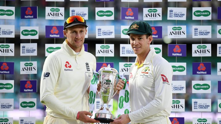 Joe Root and Tim Paine share the Ashes series with a 2-2 draw but Australia retain the urn